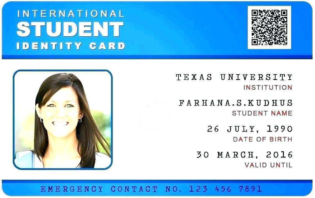 41 Creative Id Card Template Free Software Download For Ms Word By Id Card Template Free Software Download Cards Design Templates