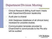 Audit Plan Template For Clinical Trials