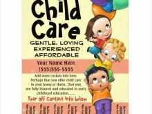 41 Customize Home Daycare Flyer Templates For Free for Home Daycare Flyer Templates
