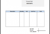 41 Customize Our Free Company Invoice Template Uk Layouts by Company Invoice Template Uk