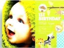 41 Customize Our Free Jungle Birthday Card Template Download with Jungle Birthday Card Template