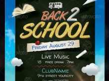 41 Format Back To School Party Flyer Template Free Download in Word with Back To School Party Flyer Template Free Download