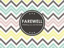 41 Format Free Farewell Greeting Card Templates Now by Free Farewell Greeting Card Templates