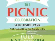 41 Free Church Picnic Flyer Templates in Word with Church Picnic Flyer Templates