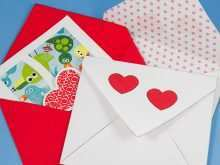 41 Free How To Make A Card Envelope Template Layouts with How To Make A Card Envelope Template