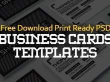 41 How To Create Free Business Card Templates To Download And Print Formating with Free Business Card Templates To Download And Print