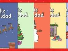 41 Online Christmas Card Template In Spanish Templates for Christmas Card Template In Spanish