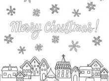 41 Report Christmas Card Templates Coloring Pages in Word for Christmas Card Templates Coloring Pages