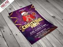 41 Report Christmas Party Flyers Templates Free With Stunning Design with Christmas Party Flyers Templates Free