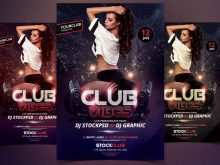 41 Standard Club Flyer Template Psd Layouts with Club Flyer Template Psd