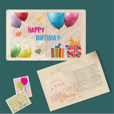 41 The Best Birthday Card Template Cdr in Word with Birthday Card Template Cdr