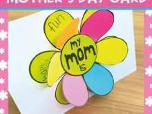 41 Visiting Mothers Day Card Template Flower Download for Mothers Day Card Template Flower