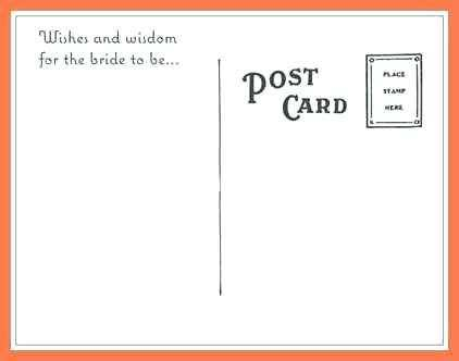 41 Visiting Postcard Template A4 Layouts with Postcard Template A4
