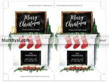 42 Adding Christmas Card Template Size Layouts with Christmas Card Template Size