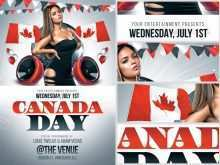 42 Blank Canada Day Flyer Template for Ms Word with Canada Day Flyer Template