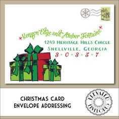 42 Blank Christmas Card Address Template Layouts by Christmas Card Address Template