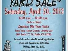 42 Blank Community Yard Sale Flyer Template Layouts with Community Yard Sale Flyer Template