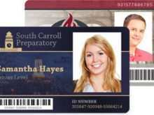 Editable Id Card Template Free Download