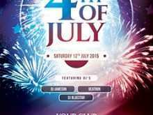 42 Create 4Th Of July Party Flyer Templates Download for 4Th Of July Party Flyer Templates