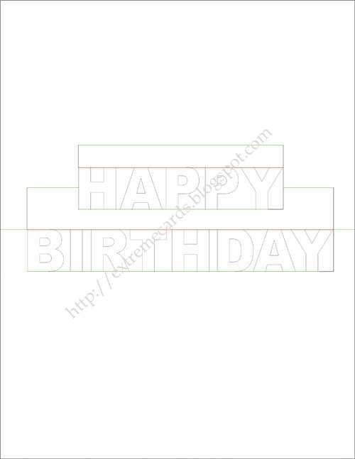 42 Creating Birthday Card Template Pop Up Templates with Birthday Card Template Pop Up