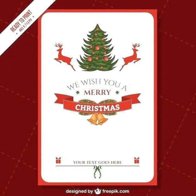 42 Customize Our Free Christmas Card Templates For Email For Free with Christmas Card Templates For Email