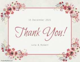 42 Customize Our Free Thank You Card Template Images Photo with Thank You Card Template Images