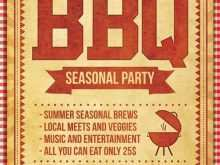 42 Free Bbq Flyer Template Templates with Bbq Flyer Template