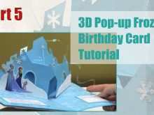 42 How To Create Pop Up Card Tutorial Youtube in Word with Pop Up Card Tutorial Youtube