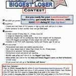 42 Online Biggest Loser Flyer Template Templates with Biggest Loser Flyer Template