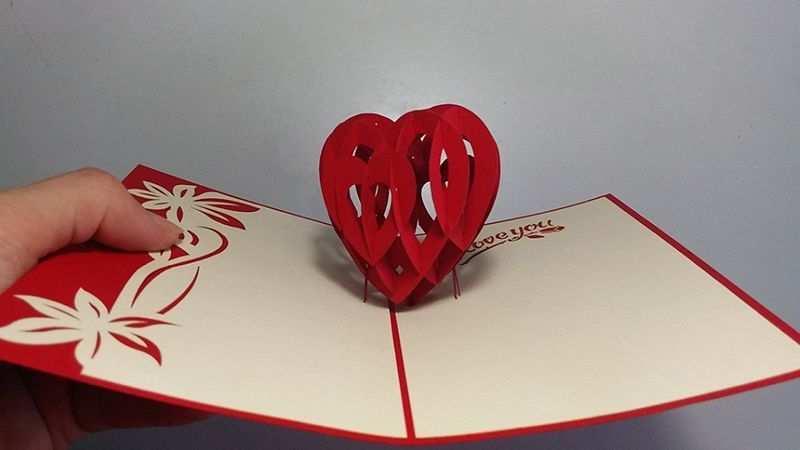 42 Online Pop Up Card Tutorial Valentine Download for Pop Up Card Tutorial Valentine