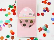 42 Online Pop Up Easter Card Templates Maker by Pop Up Easter Card Templates