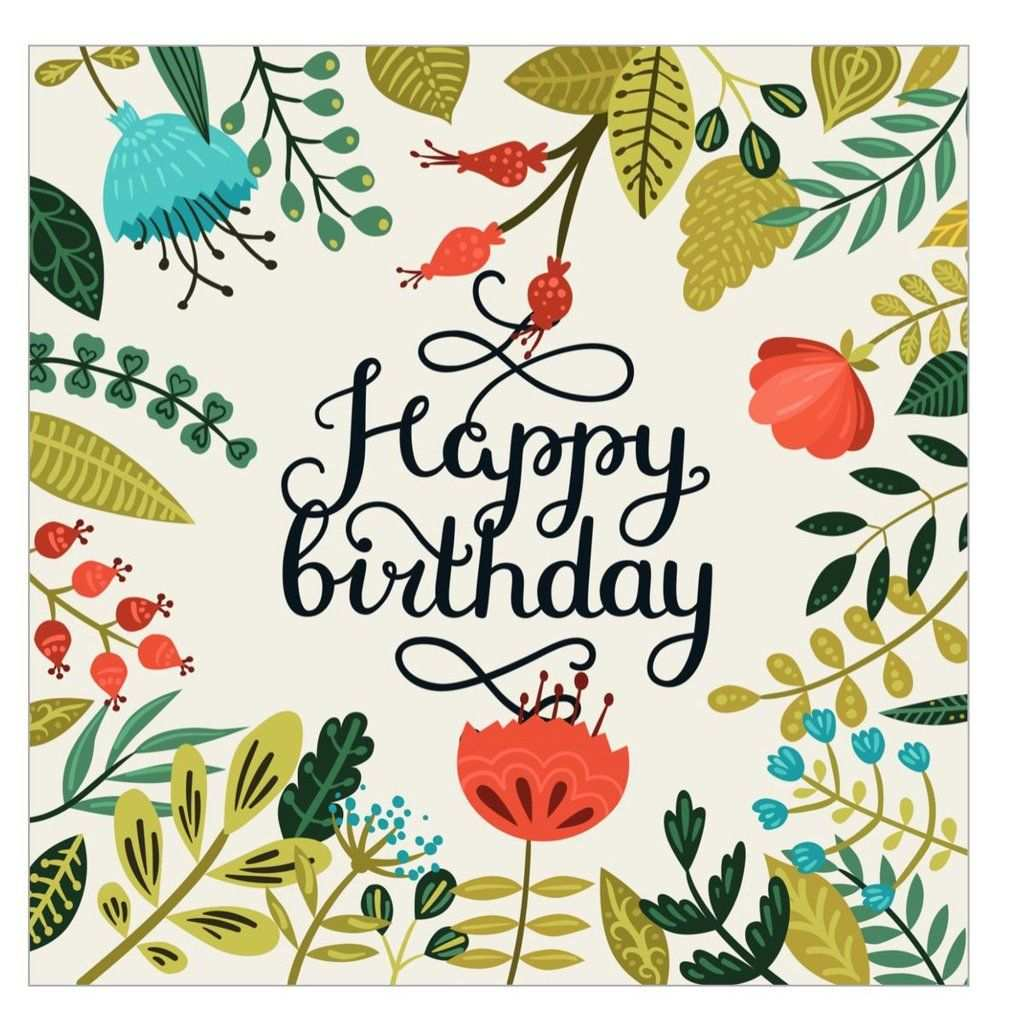 42 Printable Happy Birthday Card Templates To Print Maker by Happy Birthday Card Templates To Print