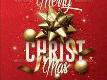 42 Standard Christmas Invitation Flyer Template Free Maker for Christmas Invitation Flyer Template Free