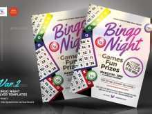42 The Best Bingo Flyer Template Free in Word for Bingo Flyer Template Free