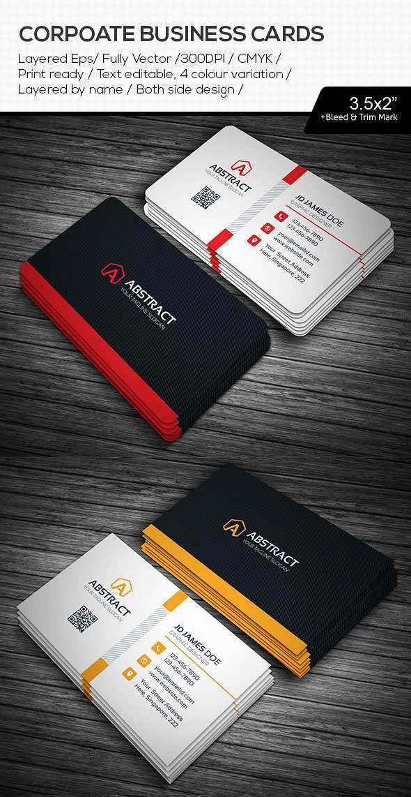 42 The Best Business Card Templates Ai Maker with Business Card Templates Ai
