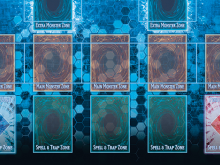 Card Zone Template Yugioh