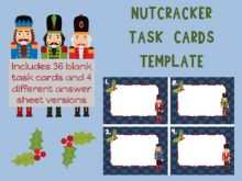 42 The Best Christmas Cracker Card Template Now by Christmas Cracker Card Template