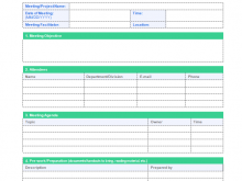 43 Adding Meeting Agenda Template With Attendees Download by Meeting Agenda Template With Attendees