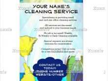 43 Blank Cleaning Services Flyer Templates Download for Cleaning Services Flyer Templates