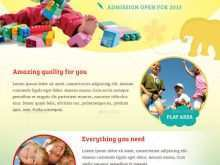 43 Creating Daycare Flyer Templates for Daycare Flyer Templates
