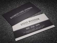 43 Customize Business Card Template Black And White PSD File by Business Card Template Black And White