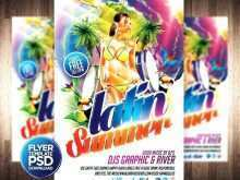 43 Customize Caribbean Party Flyer Template Templates for Caribbean Party Flyer Template