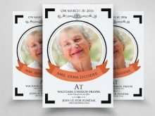 43 Customize Funeral Flyer Templates Layouts with Funeral Flyer Templates