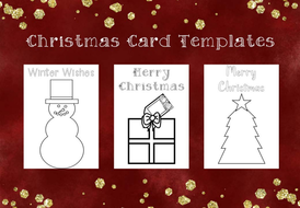 43 Customize Our Free Christmas Card Template Tes Photo with Christmas Card Template Tes