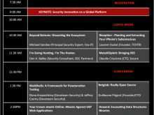 43 Customize Our Free Conference Agenda Template Indesign Free Now by Conference Agenda Template Indesign Free
