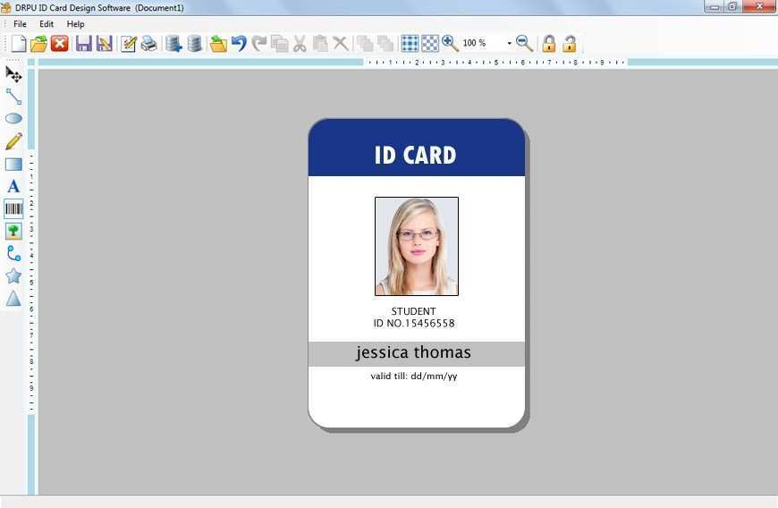 43 Customize Our Free Employee Id Card Template Microsoft Word Free Download Photo By Employee Id Card Template Microsoft Word Free Download Cards Design Templates