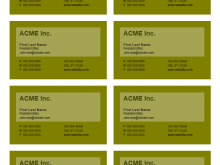 43 Format Business Card Templates Vertex42 Maker by Business Card Templates Vertex42