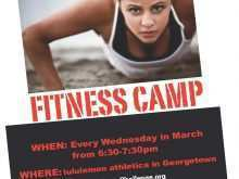 43 Format Fitness Boot Camp Flyer Template Download with Fitness Boot Camp Flyer Template