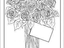 43 Format Mother S Day Card Templates To Color Maker with Mother S Day Card Templates To Color