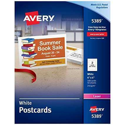 43 Free Avery Index Card Template 4X6 Download by Avery Index Card Template 4X6